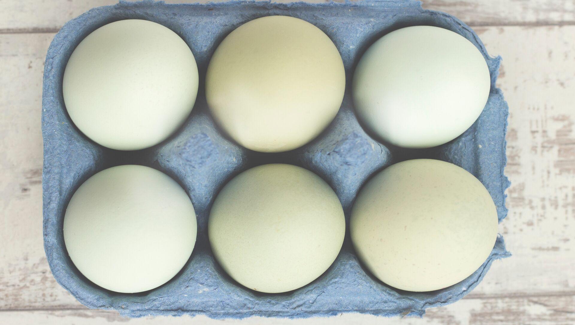 Seis huevos - Sputnik Mundo, 1920, 16.07.2020