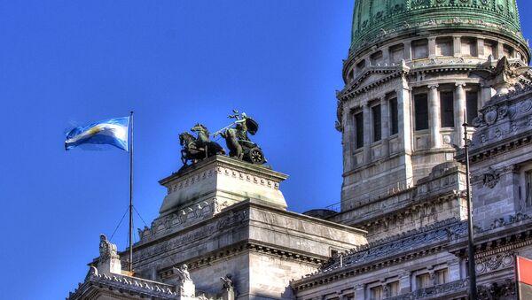 Congreso de Argentina - Sputnik Mundo