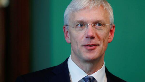 Krisjanis Karins, primer ministro de Letonia - Sputnik Mundo