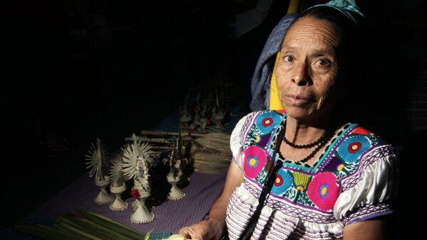 Indígena mexicana - Sputnik Mundo