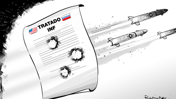 La 'muerte' del Tratado INF está más cerca que nunca - Sputnik Mundo