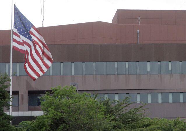 Embajada de EEUU en Caracas (Venezuela)