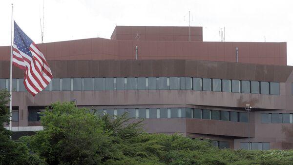 Embajada de EEUU en Caracas (Venezuela) - Sputnik Mundo