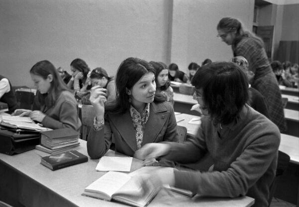 Aprender ruso: la vida cotidiana de los estudiantes internacionales - Sputnik Mundo