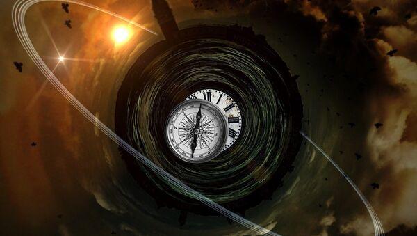 Reloj del Apocalipsis, referencial - Sputnik Mundo
