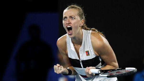 Osaka vs. Kvitova: la final del Abierto de Australia, en imágenes - Sputnik Mundo