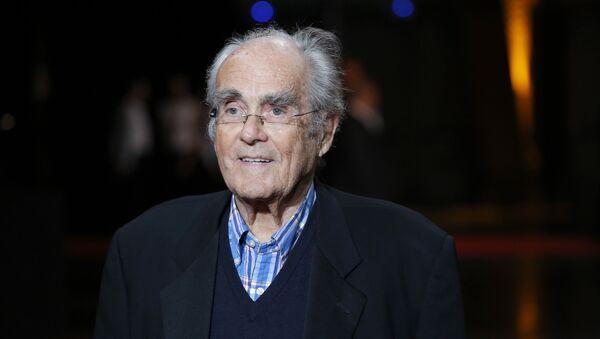 Michel Legrand, compositor francés - Sputnik Mundo
