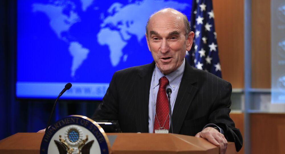 Elliott Abrams asume como representante especial de EE. UU. para Irán