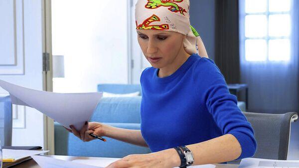 Asma Asad, primera dama siria - Sputnik Mundo