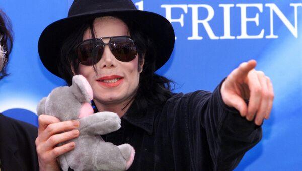Michael Jackson, cantante estadounidense (archivo) - Sputnik Mundo