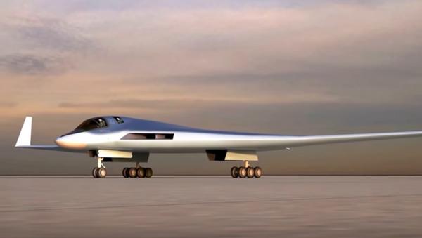 Tupolev PAK DA - Sputnik Mundo