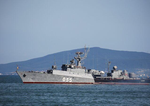 Buque antisubmarino Kasimov
