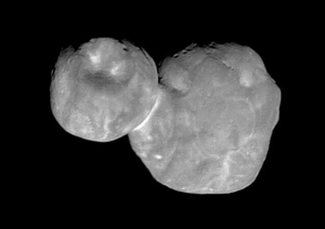 La foto más detallada de Arrokoth, obtenida por New Horizons