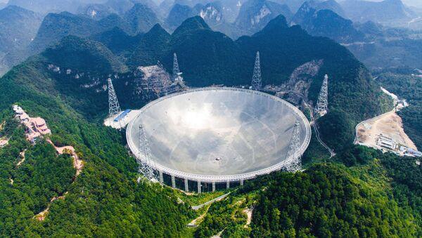 Radiotelescopio FAST - Sputnik Mundo
