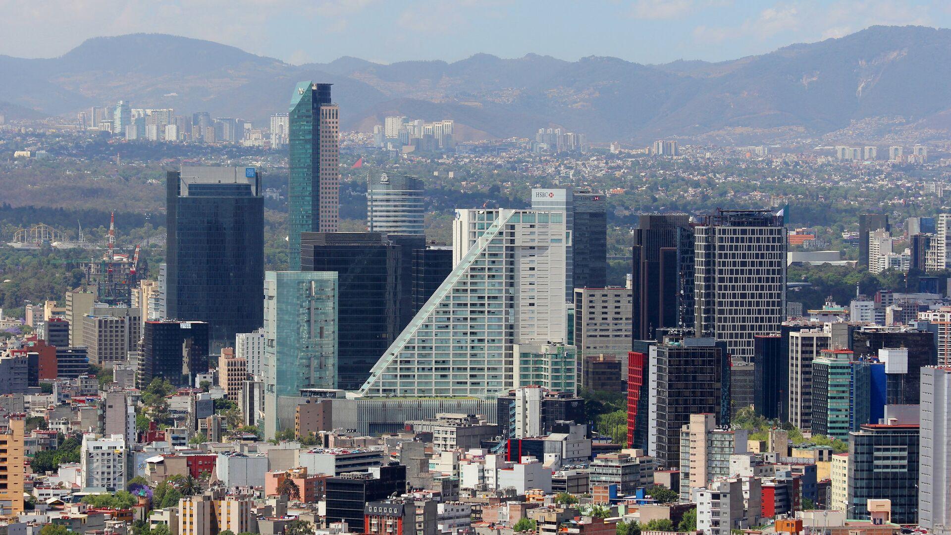Ciudad de México - Sputnik Mundo, 1920, 01.12.2020