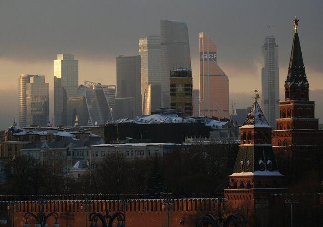 Moscú, capital de Rusia