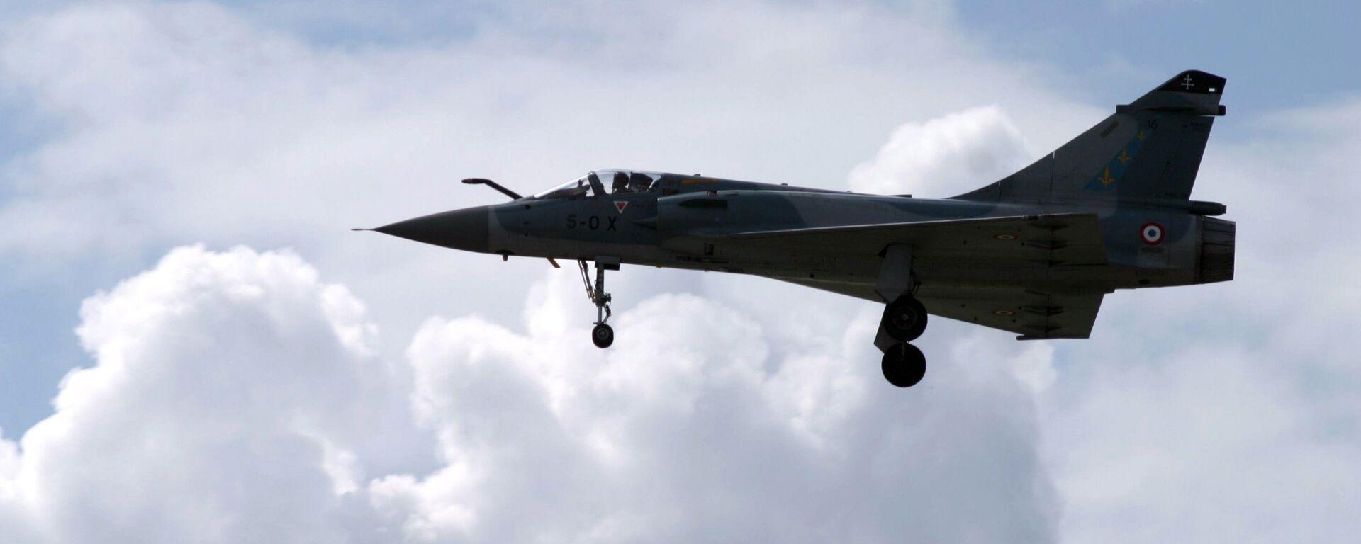 Caza Dassault Mirage 2000 (archivo) - Sputnik Mundo, 1920, 11.05.2021