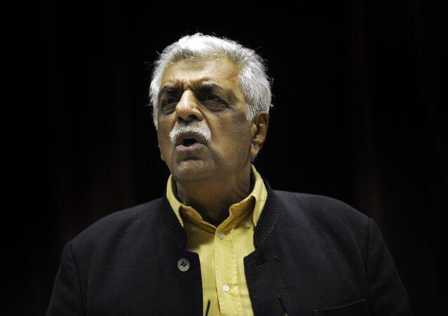 El intelectual anglopaquistaní, Tariq Ali