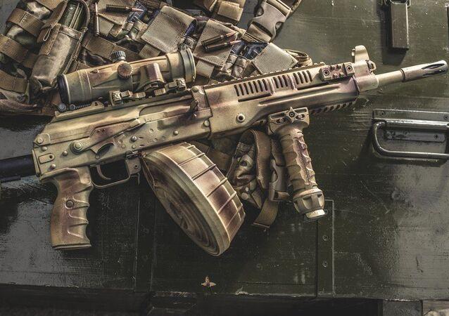 Ametralladora Kalashnikov RPK-16