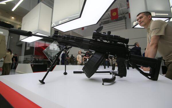 Открытие международного военно-технического форума Армия-2017 - Sputnik Mundo
