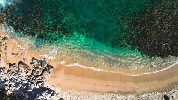 La costa de Cabo Verde - Sputnik Mundo