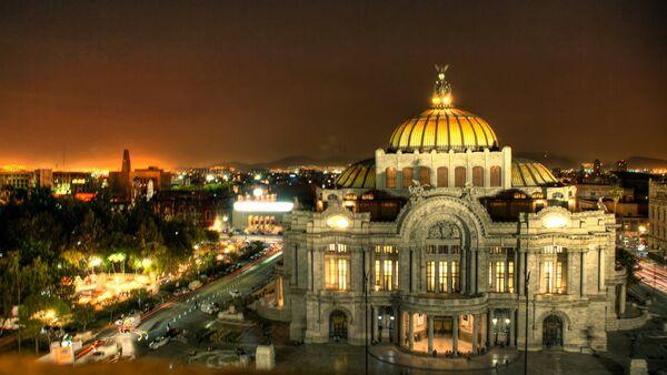 Palacio de Bellas Artes  de Ciudad de México - Sputnik Mundo