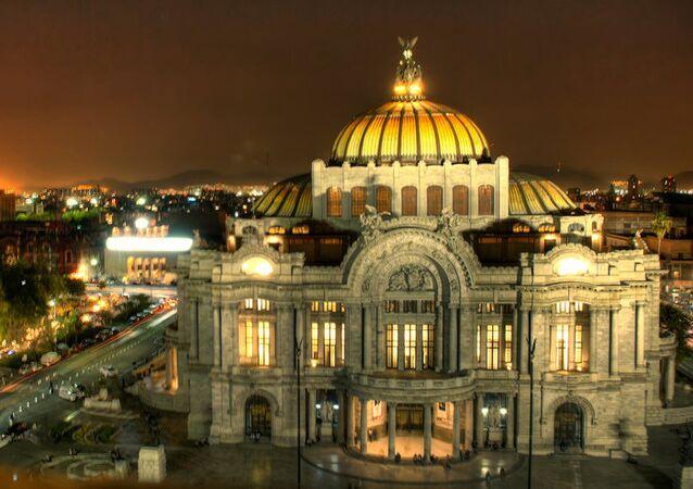 Palacio de Bellas Artes  de Ciudad de México