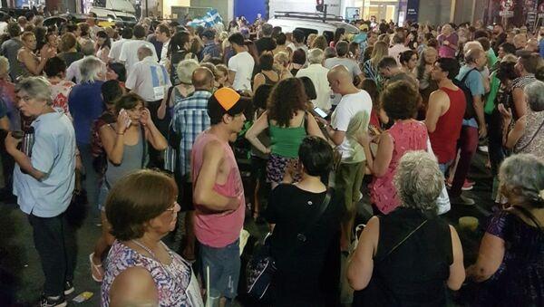 Protestas en Argentina - Sputnik Mundo