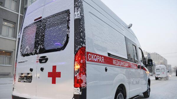 La ambulancia de Rusia - Sputnik Mundo