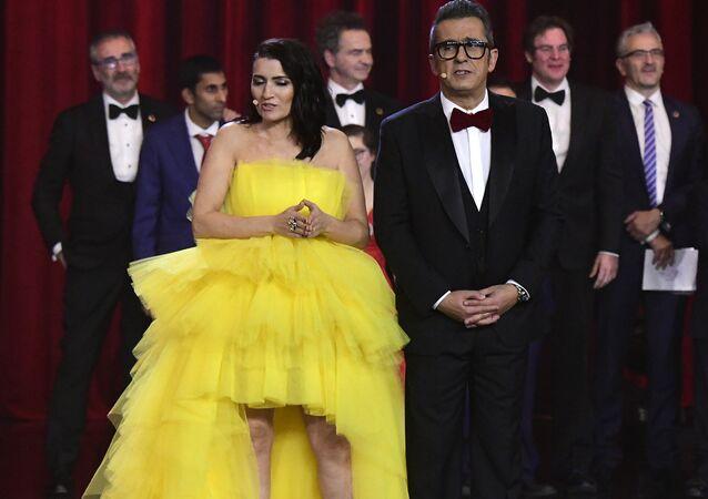 La gala de los Premios Goya