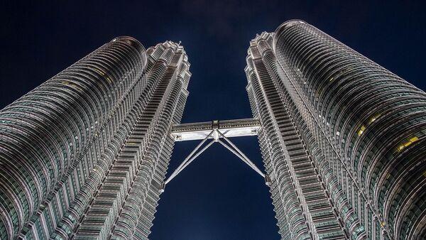 Torres gemelas Petronas en Malasia - Sputnik Mundo