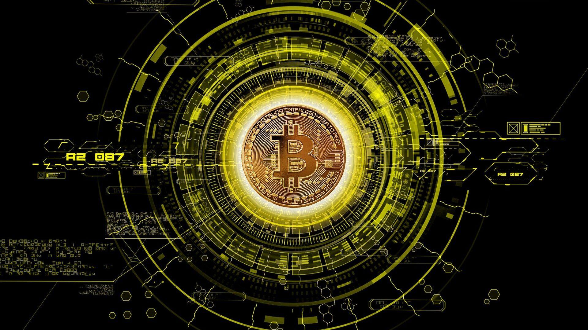 Bitcoin, criptomoneda - Sputnik Mundo, 1920, 15.09.2021