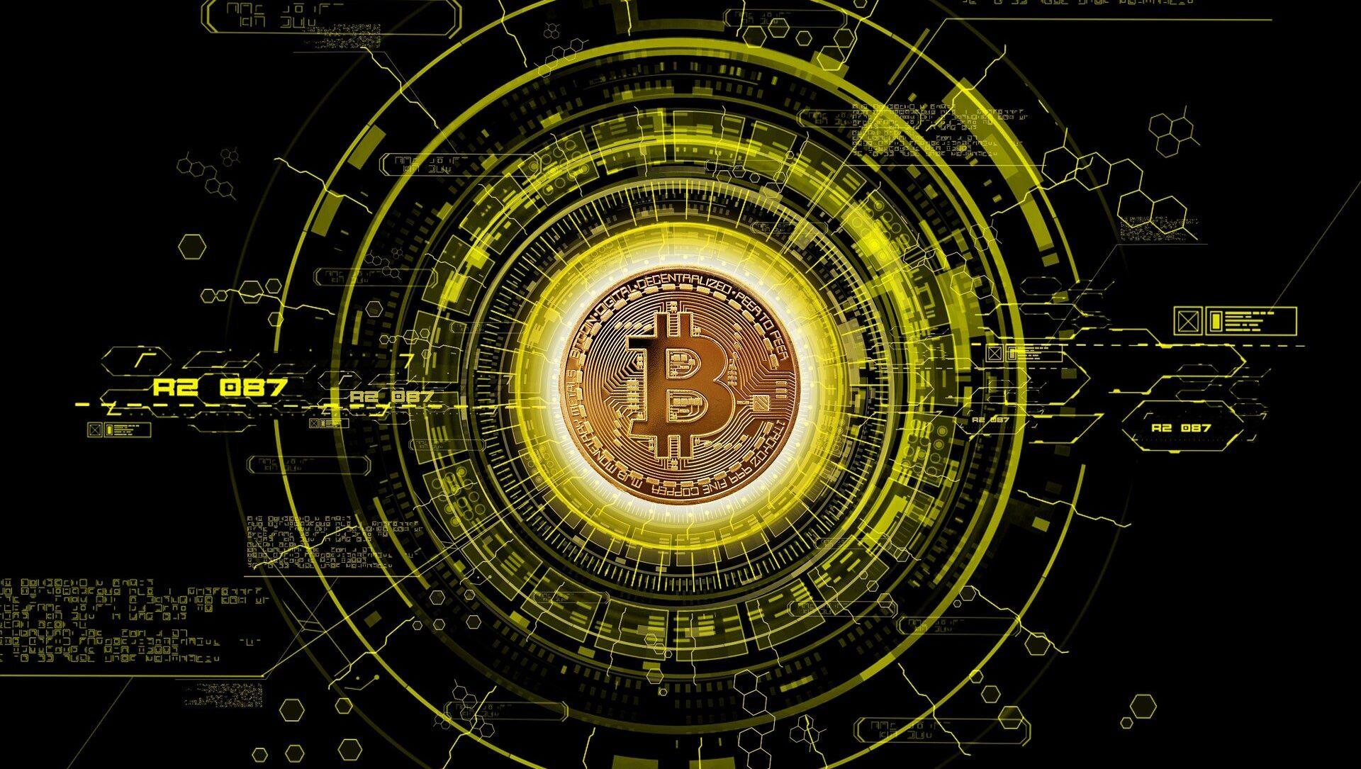 Bitcoin, criptomoneda - Sputnik Mundo, 1920, 03.02.2019