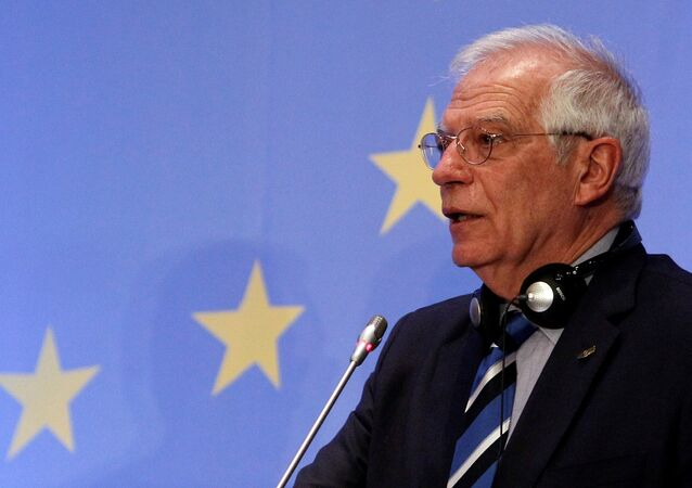 Josep Borrell, ministro de Exteriores español (archivo)