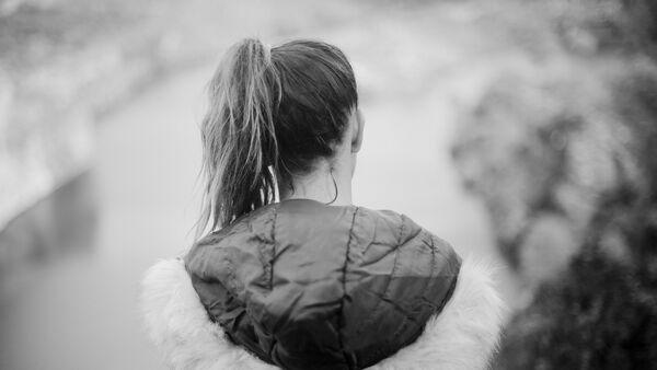 Mujer, imagen referencial - Sputnik Mundo