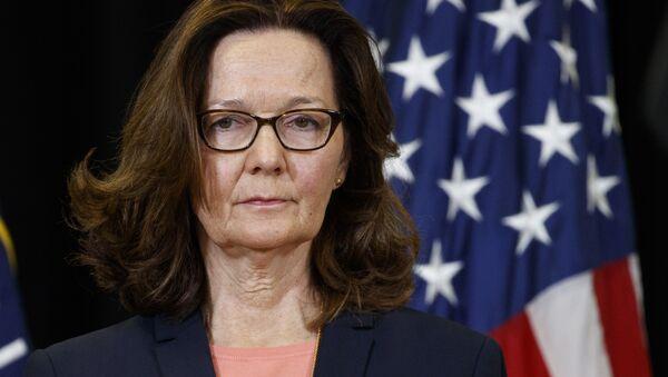 Gina Cheri Haspel, es una oficial de inteligencia estadounidense, actual directora de la CIA - Sputnik Mundo