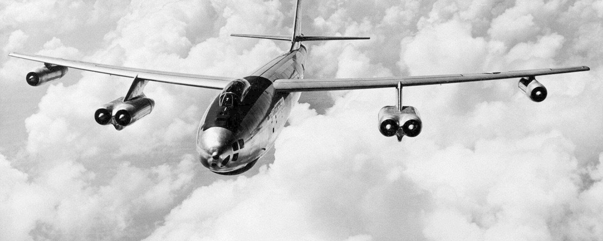 Un bombardero B-47 Stratojet - Sputnik Mundo, 1920, 05.02.2019