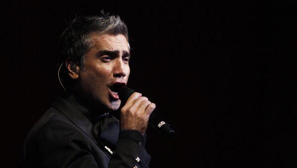 Alejandro Fernández, cantante mexicano (archivo) - Sputnik Mundo