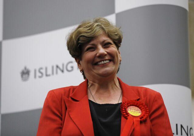 Emily Thornberry, la responsable en política Exterior de Partido Laborista