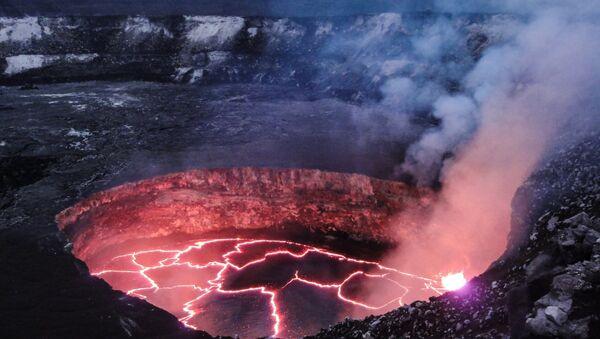 Volcán Kilauea - Sputnik Mundo