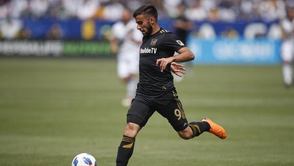 Diego Rossi en Los Ángeles FC, Estados Unidos - Sputnik Mundo