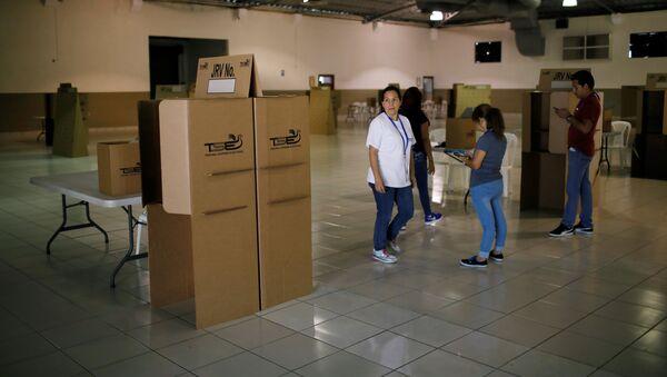 Elecciones presidenciales en El Salvador - Sputnik Mundo