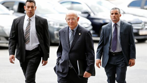Augusto Santos Silva, ministro de Exteriores de Portugal, en Montevideo - Sputnik Mundo