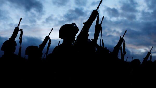 Militares mexicanos (Archivo) - Sputnik Mundo