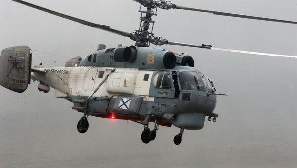 Helicóptero Ка-27 (archivo) - Sputnik Mundo