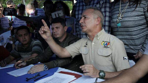 Freddy Bernal, interventor del estado Táchira - Sputnik Mundo