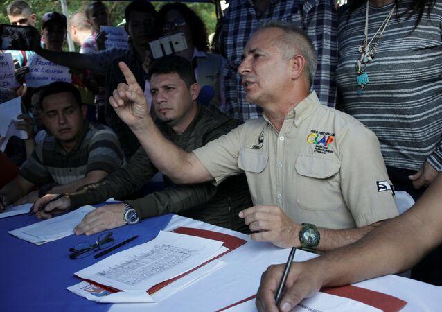 Freddy Bernal, interventor del estado Táchira