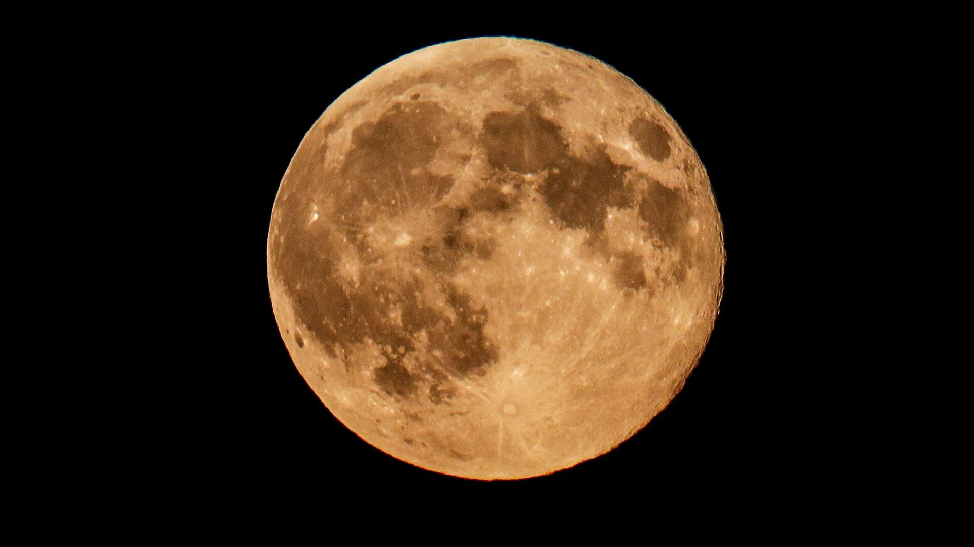 La Luna (imagen referencial) - Sputnik Mundo, 1920, 30.03.2021