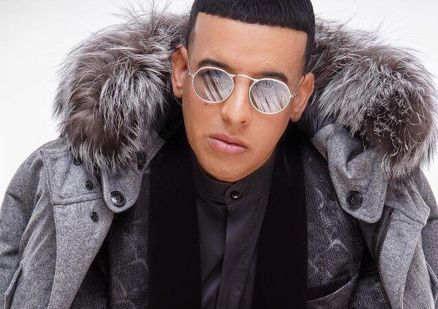 Daddy Yankee, cantante puertorriqueño