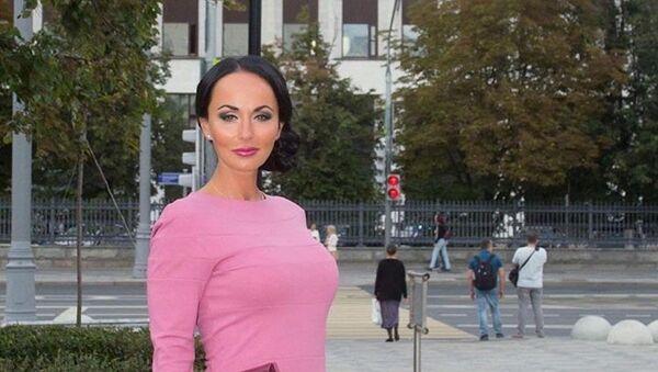 Irina Volk, la asistente del ministro del Interior de Rusia - Sputnik Mundo